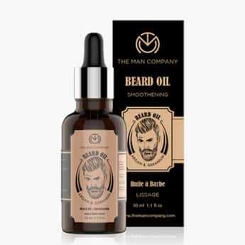 THE MAN COMPANY Beard Oil