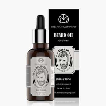 THE MAN COMPANY Beard Oil