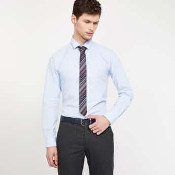 CODE Striped Casual Tie