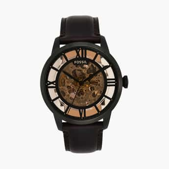 FOSSIL Townsman Men Water-Resistant  Automatic Watch - ME3098I
