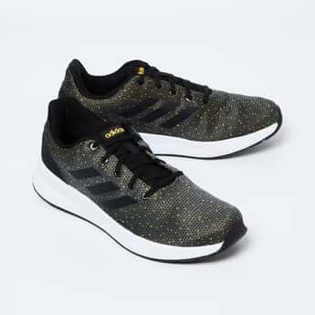 ADIDAS Printed Lace-Up Sports Shoes