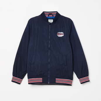 PEPE JEANS Solid Bomber Jacket