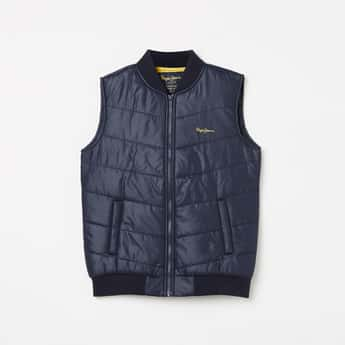 PEPE JEANS Sleeveless Puffer Jacket