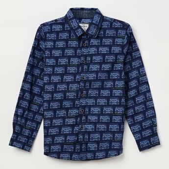 PEPE JEANS Printed Full Sleeves Shirt