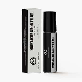 THE MAN COMPANY Moustache Growth Oil Roll-On