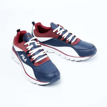 FILA Panelled Colourblock Casual Shoes