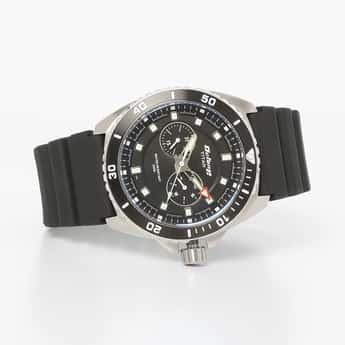 TITAN Octane Hyper Lume Water-Resistant Multifunction Watch- 90113KP01