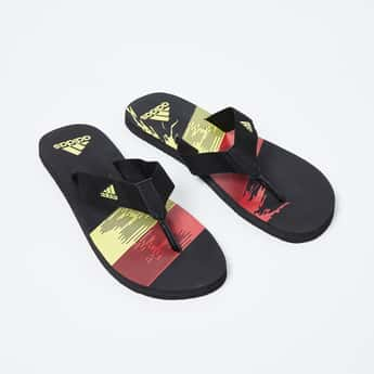 ADIDAS Printed Slippers