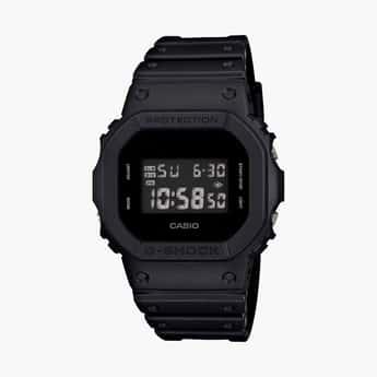 CASIO G-Shock Men Digital Watch -  DW-5600BB-1DR (G363)