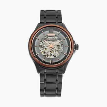 TITAN Men The Grandmaster Skeletal Automatic Watch - NL1793KM02
