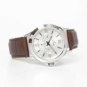 TITAN Men Water-Resistant Multifunctional Watch - NL1698SL01