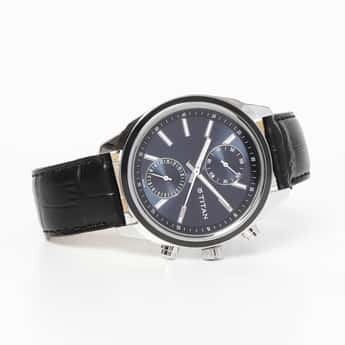 TITAN Men Water-Resistant Multifunctional Watch - NL1733KL01