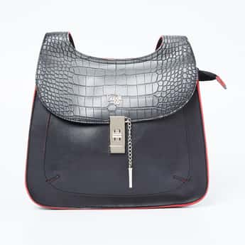 BAGGIT Textured Backpack