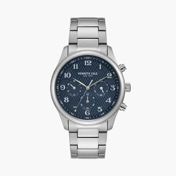 KENNETH COLE Men Analog Watch with Metal Strap - KC51024002MN