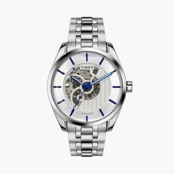 TIMEX Men Water-Resistant Automatic Watch - TWEG17500