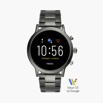 FOSSIL The Carlyle HR Men Gen 5 Smartwatch  - FTW4024