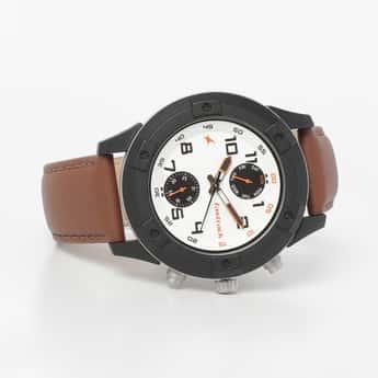 FASTRACK Men Water-Resistant Multifunctional Watch - NL3182KL48