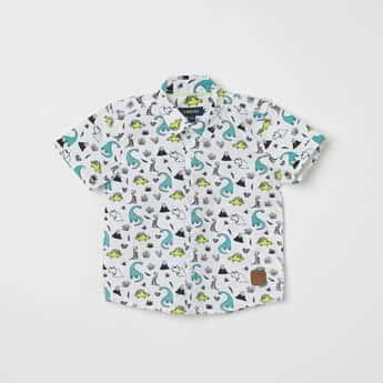 JUNIORS Printed Casual Shirt