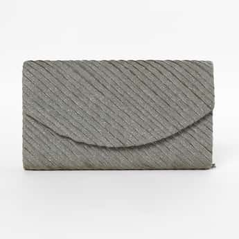 CODE Textured Party Envelope Clutch