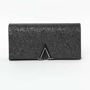 CODE Textured Party Clutch