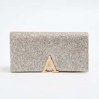 CODE Shimmery Clutch