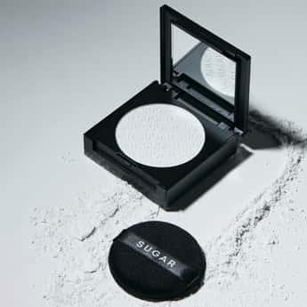 SUGAR Powder Play Translucent Compact
