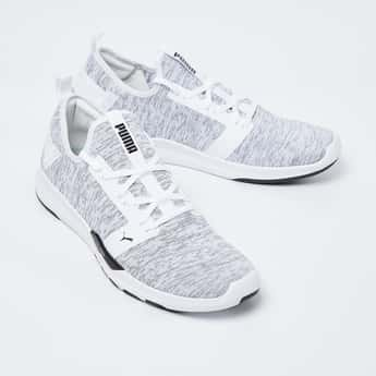 PUMA Ignite Contender Knit Running Shoes