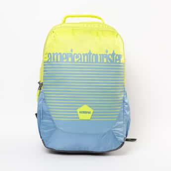 AMERICAN TOURISTER Printd Zip-Closure Backpack