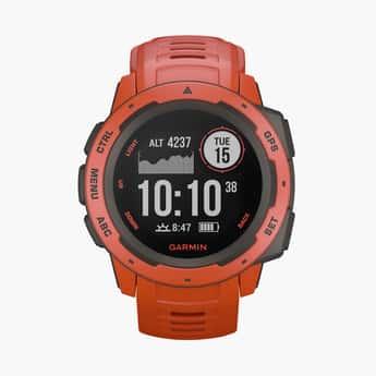 GARMIN Instinct Unisex Smart Watch - WGA-010-02064-34