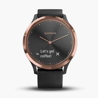 GARMIN Vivomove 3 Unisex Smart Watch - WGA-010-01850-96