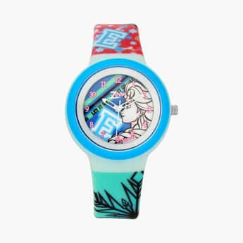 ZOOP Printed Casual Analog Watch -26006PP05