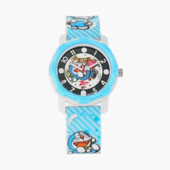 ZOOP Kids Doraemon Print Analog Watch - 26015PP01F