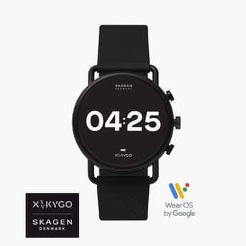 SKAGEN Men Falster 3 Men HR Smartwatch -  SKT5202