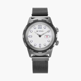TITAN Men Hybrid Smart Watch-90116NM01