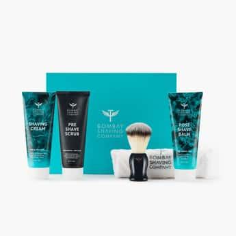 BOMBAY SHAVING COMPANY Shaving Essentials Kit
