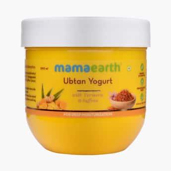 MAMAEARTH Ubtan Body Yogurt- 200ml