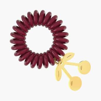 INVISIBOBBLE Original Tutti-Frutti Traceless Hair Ring - Cherry Cherie