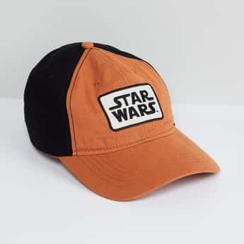 MAX Star Wars Embroidered Colour-Block Cap