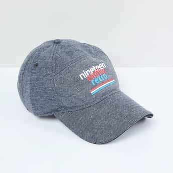 MAX Printed Melange Cap