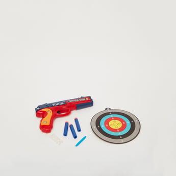 مجموعة لعب جمع بندقية من دي آي واي بازل