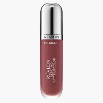 Revlon Ultra HD Metallic Matte Lip Colour - 5.9 ml