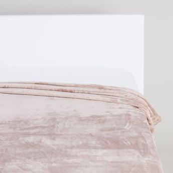 Velvety Finish Rectangular Blanket