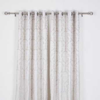 Textured Curtain Pair with Eyelets