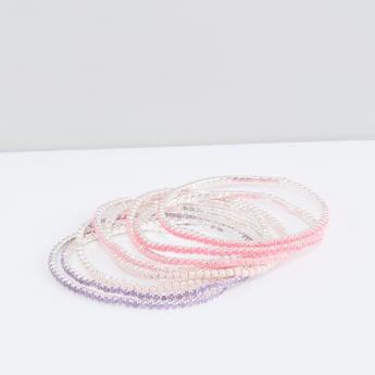 Studded Bracelet - Set of 8