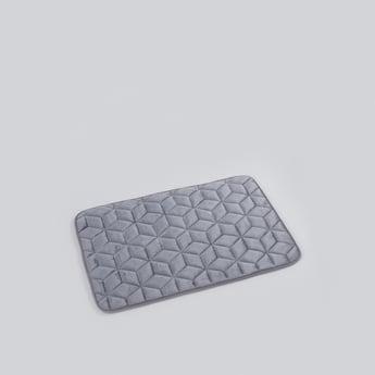 Quilted Rectangular Bathmat
