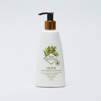 Spa Secrets Olive Moisturizing Body Milk - 200 ml