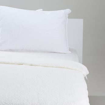 Textured Throw Blanket - 127x152 cms