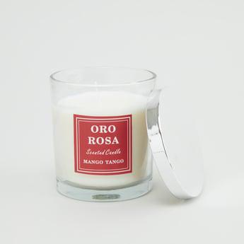 Oro Rosa Mango Tango Scented Jar Candle