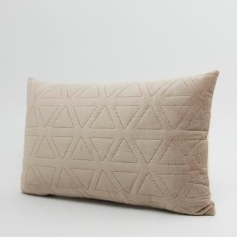 Perforated Rectangular Filled Cushion