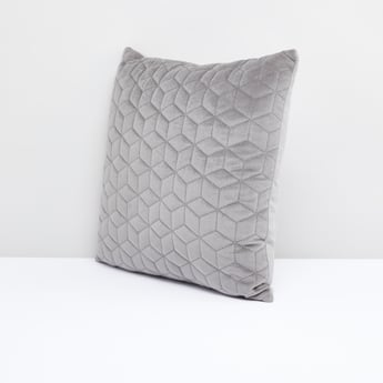 Quilted Filled Cushion